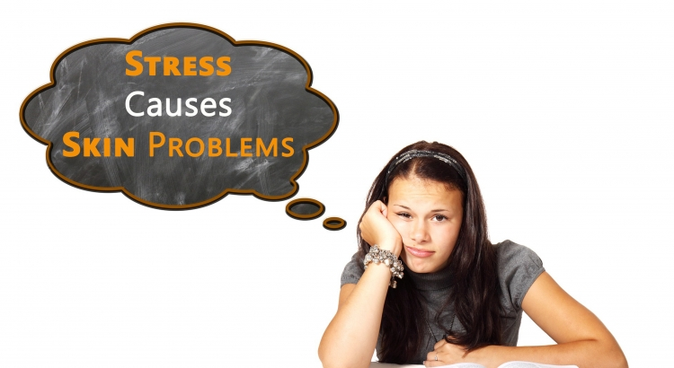 Does Stress damaging your Skin and Hair??