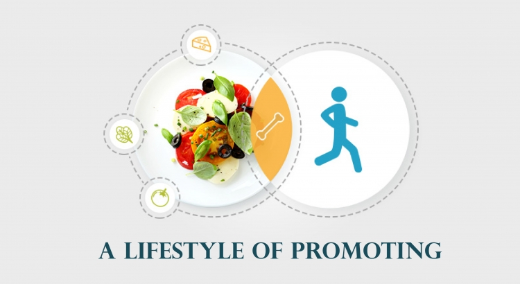 A Lifestyle of Promoting Bone Health