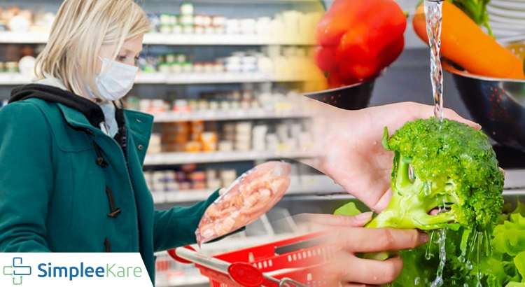 Here is How To Disinfect Groceries during COVID-19!