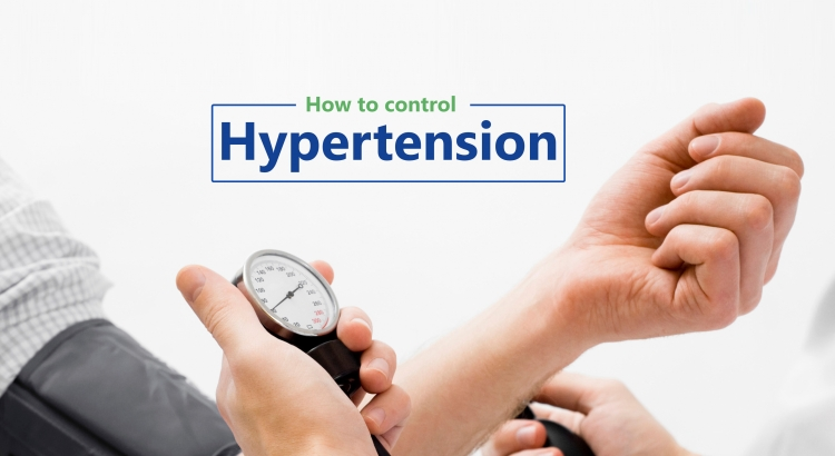 How to control hypertension?