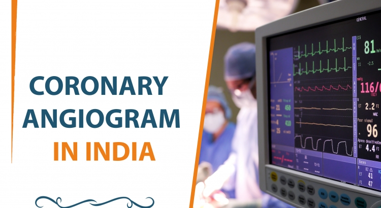 CORONARY ANGIOGRAM IN INDIA