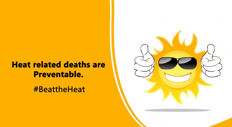 Are you protecting yourself from sunstroke the right way??