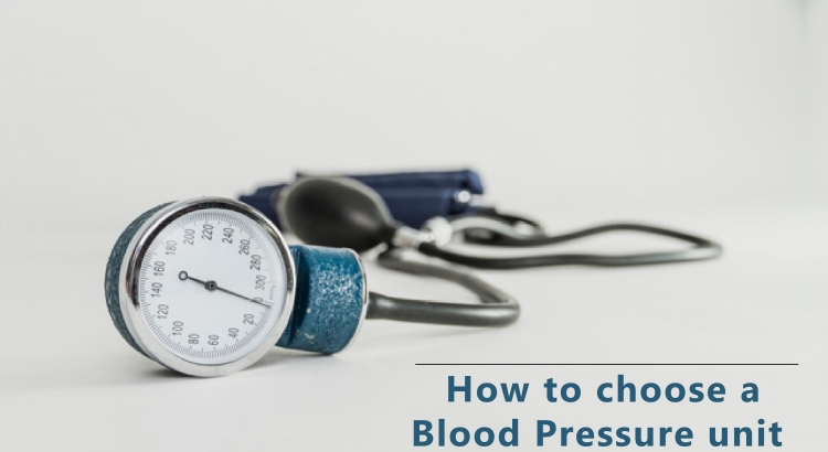 Choosing a home blood pressure unit