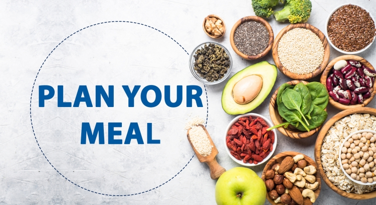 PLAN MEAL YOUR WAY