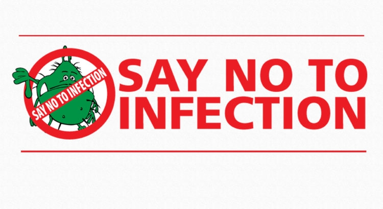 Do's and don'ts for avoiding infections