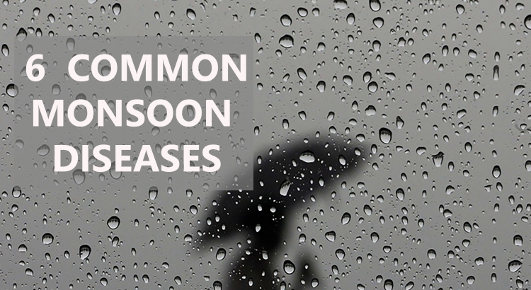 Common Monsoon Diseases