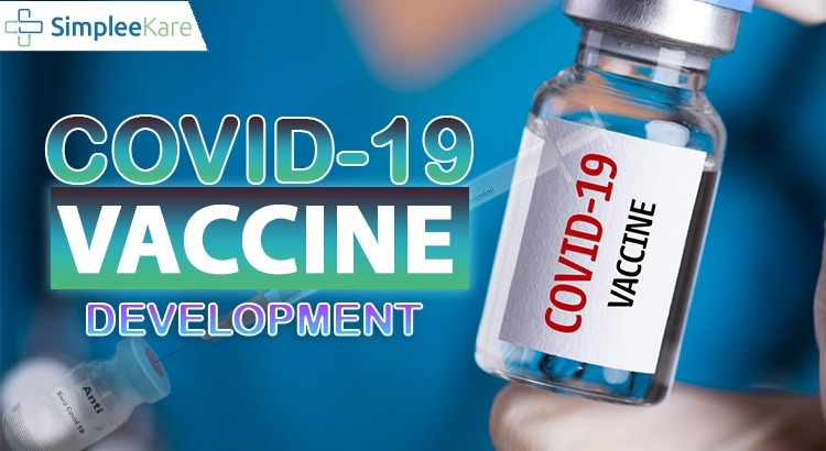 DEVELOPMENT OF FOUR MAIN TYPES OF VACCINE