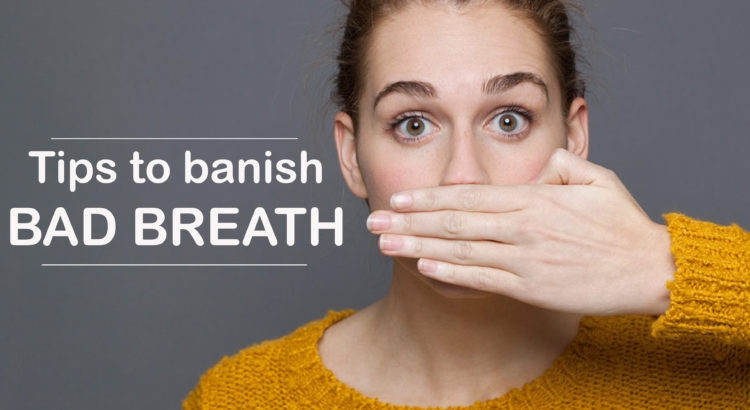 Battling bad breath