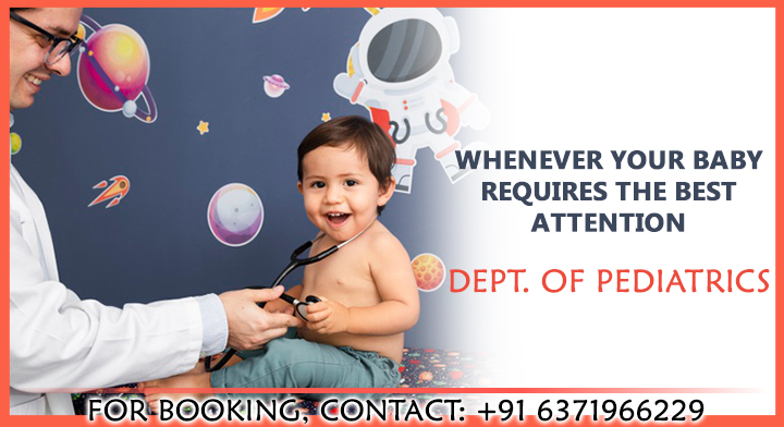 Paediatric Consultation on Everyday 6PM-8PM at SimpleeKare Clinic, BBSR